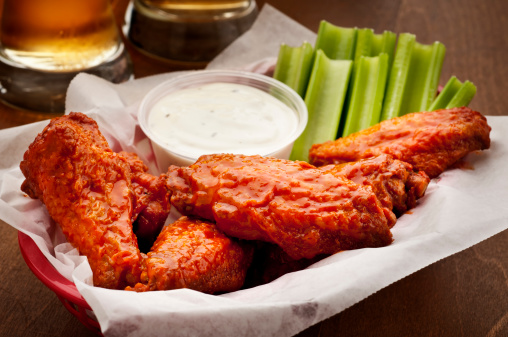 Buffalo Chicken Wings「Hot Wings」:スマホ壁紙(10)