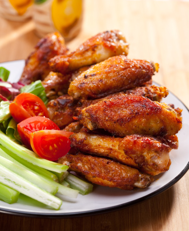 Buffalo Chicken Wings「Hot wings」:スマホ壁紙(16)