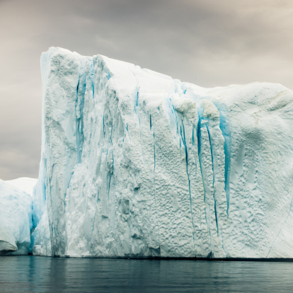 Arctic Ocean「Arctic Iceberg From Calving Glacier West Greenland」:スマホ壁紙(6)
