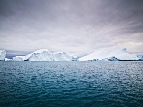UNESCO「Arctic Icebergs in Ilulissat Ice Fjord North Pole Seascape」:スマホ壁紙(13)