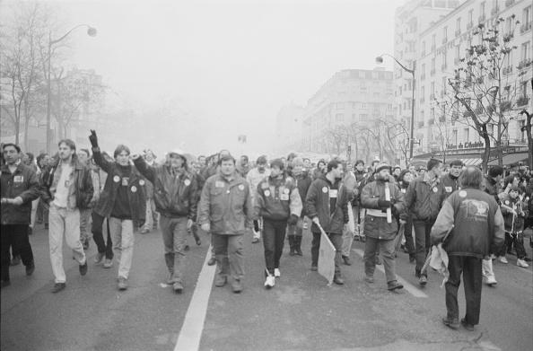 Steve Eason「French National Strike」:写真・画像(0)[壁紙.com]