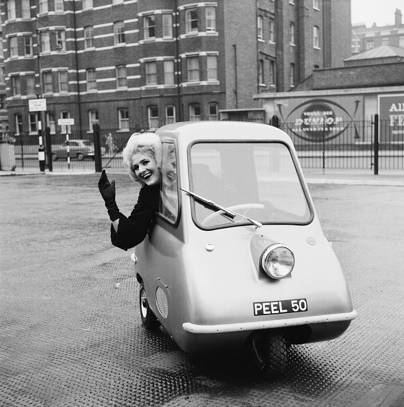 20th Century「Peel P50 Microcar」:写真・画像(18)[壁紙.com]