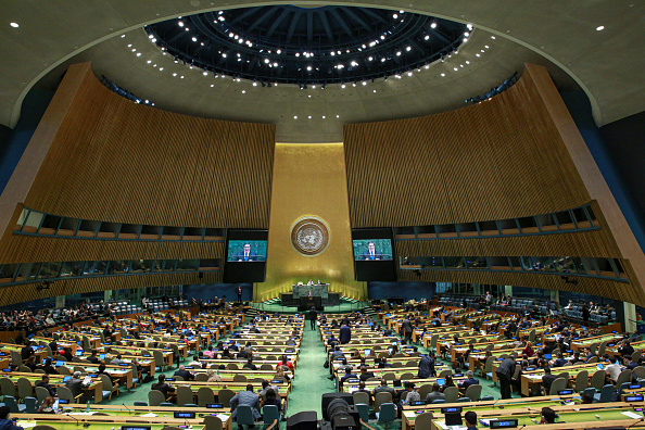 United Nations General Assembly「World Leaders Address United Nations General Assembly」:写真・画像(1)[壁紙.com]