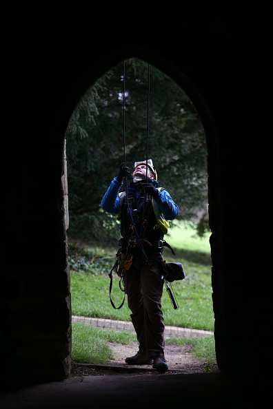 Rope Access Technician「Spring Cleaning Takes Place At English Heritage Properties Around The UK」:写真・画像(14)[壁紙.com]