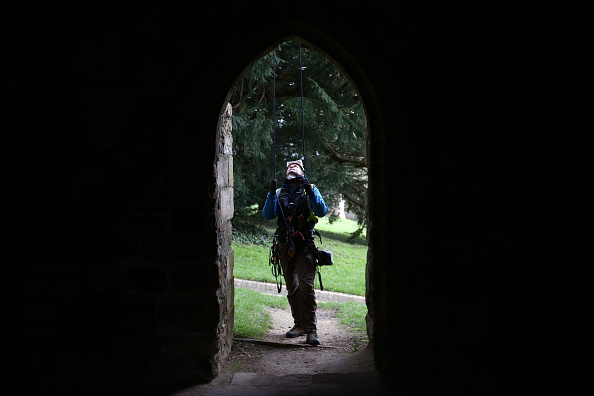 Rope Access Technician「Spring Cleaning Takes Place At English Heritage Properties Around The UK」:写真・画像(12)[壁紙.com]