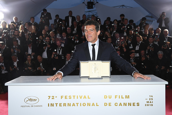 Best actor award「Palme D'Or Winner Photocall - The 72nd Annual Cannes Film Festival」:写真・画像(19)[壁紙.com]