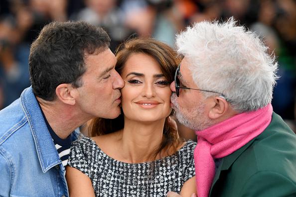 "Cannes International Film Festival「""Pain And Glory (Dolor Y Gloria/ Douleur Et Gloire)"" Photocall - The 72nd Annual Cannes Film Festival」:写真・画像(3)[壁紙.com]"