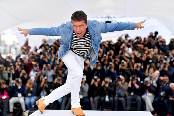 "Cannes International Film Festival「""Pain And Glory (Dolor Y Gloria/ Douleur Et Gloire)"" Photocall - The 72nd Annual Cannes Film Festival」:写真・画像(6)[壁紙.com]"