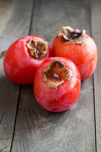 柿「persimmon fruits」:スマホ壁紙(9)
