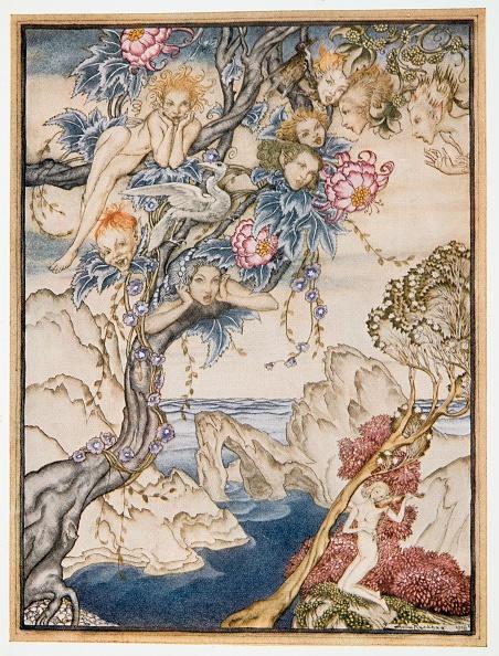 Fairy「The Isle Is Full Of Noises」:写真・画像(5)[壁紙.com]
