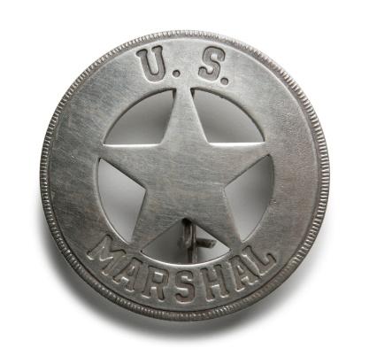 Military Uniform「U.S. Marshal Badge」:スマホ壁紙(15)
