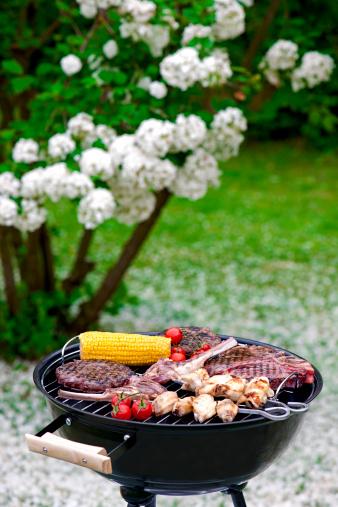 Ornamental Garden「Barbecue」:スマホ壁紙(4)
