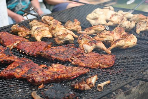 Chicken Wing「Barbecue」:スマホ壁紙(17)