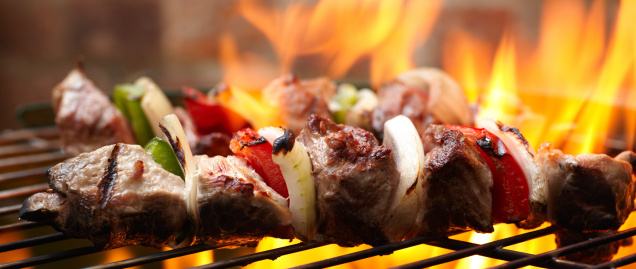 Panoramic「Barbecue」:スマホ壁紙(3)