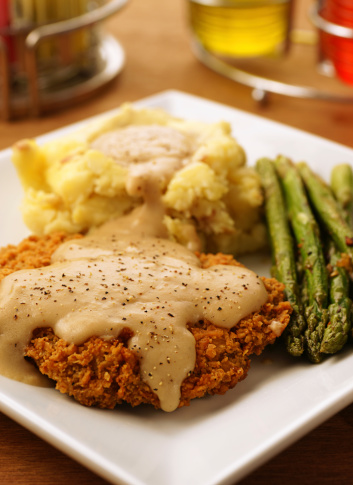 Mash - Food State「Chicken Fried Steak」:スマホ壁紙(19)