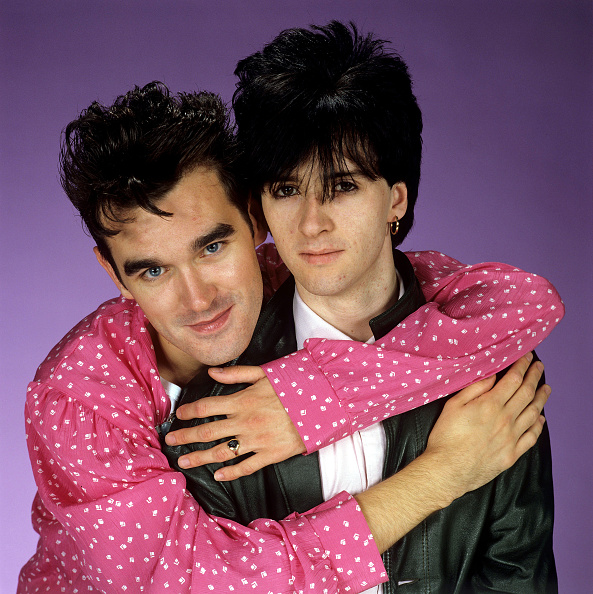 1980-1989「Morrissey And Johnny Marr」:写真・画像(18)[壁紙.com]