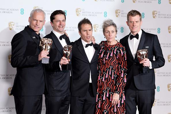 British Academy Film Awards「EE British Academy Film Awards - Press Room」:写真・画像(4)[壁紙.com]