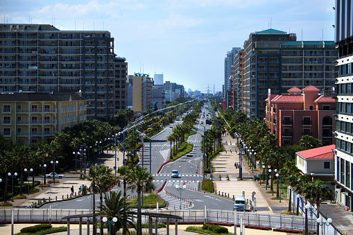 Boulevard「Streets of Chiba」:スマホ壁紙(8)
