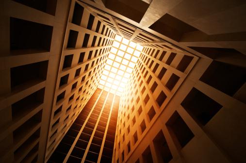 Sunbeam「Modern building interior」:スマホ壁紙(0)