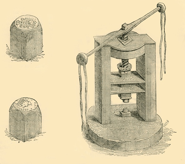 Royal Mint「Press And Dies Formerly Used In The Mint」:写真・画像(11)[壁紙.com]
