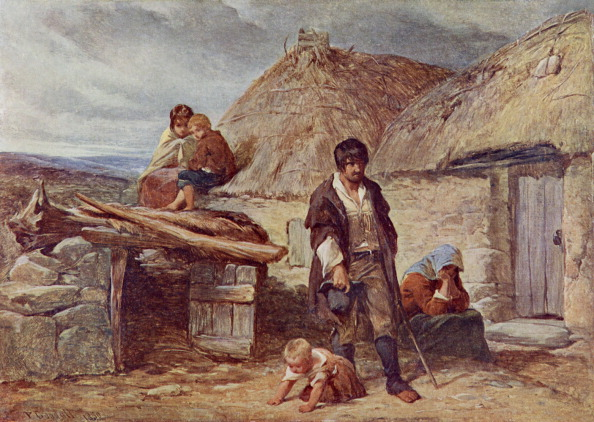 Farm Worker「An Irish Eviction, 1850」:写真・画像(9)[壁紙.com]