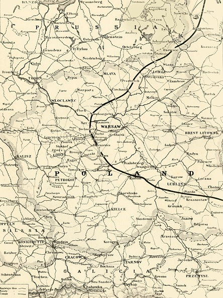 Texture「Map Of Poland Showing Position Of Conflicting Nations On July 24Th」:写真・画像(13)[壁紙.com]