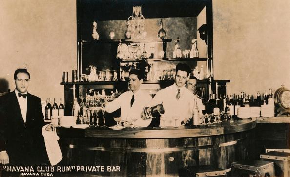 1900-1909「Havana Club Rum, Private Bar, Havana, Cuba, C1900S.」:写真・画像(0)[壁紙.com]