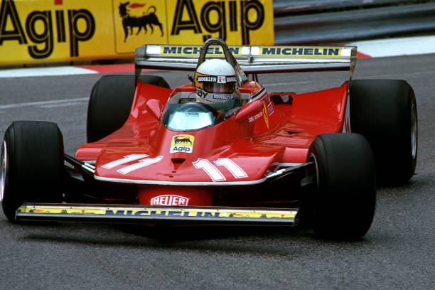 Ferrari「Jody Scheckter, Grand Prix Of Monaco」:写真・画像(18)[壁紙.com]