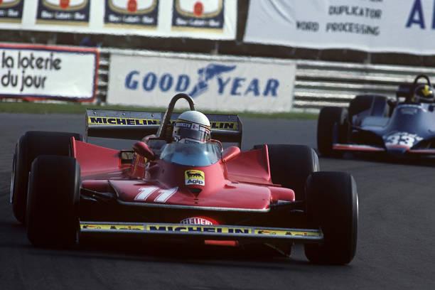 Ferrari「Jody Scheckter, Derek Daly, Grand Prix Of Canada」:写真・画像(6)[壁紙.com]