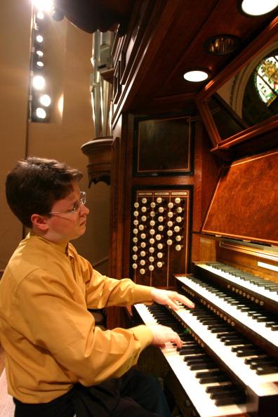 楽器「Paul Jacobs」:写真・画像(15)[壁紙.com]