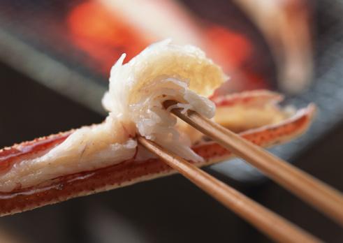 日本食「Broiled crab」:スマホ壁紙(16)