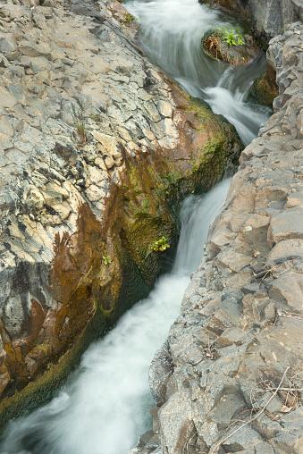 Basalt「Scablands canyon, Moses Coulee, Washington」:スマホ壁紙(6)