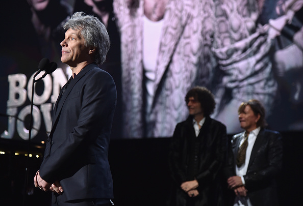オハイオ州 クリーブランド「33rd Annual Rock & Roll Hall of Fame Induction Ceremony - Show」:写真・画像(7)[壁紙.com]
