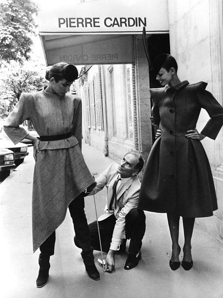 Fashion Model「Pierre Cardin」:写真・画像(11)[壁紙.com]