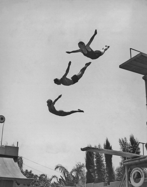 Diving Into Water「Using The Diving Board」:写真・画像(4)[壁紙.com]