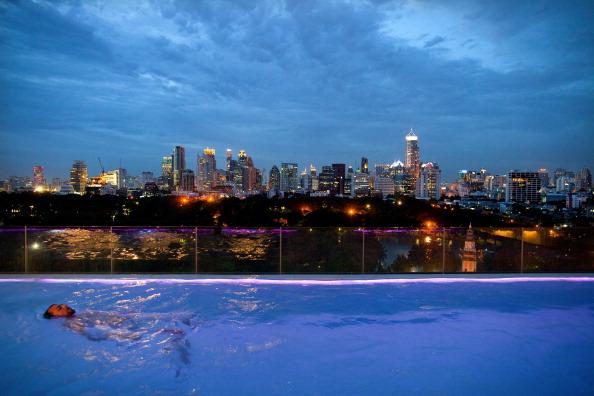 Infinity Pool「Thailand Boosts Top Resorts」:写真・画像(9)[壁紙.com]