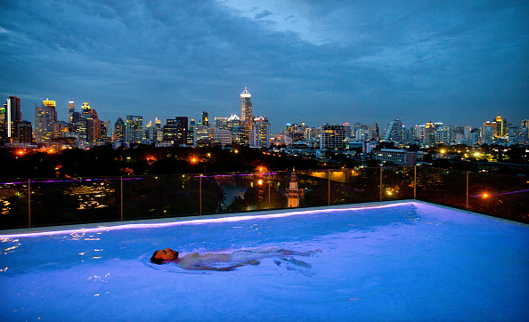 Infinity Pool「Thailand Boosts Top Resorts」:写真・画像(8)[壁紙.com]