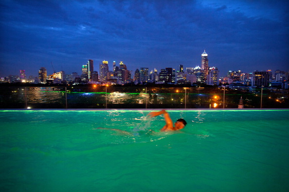 Infinity Pool「Thailand Boosts Top Resorts」:写真・画像(6)[壁紙.com]