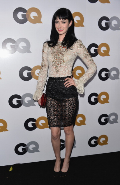 Evening Bag「GQ Men Of The Year Party - Arrivals」:写真・画像(19)[壁紙.com]