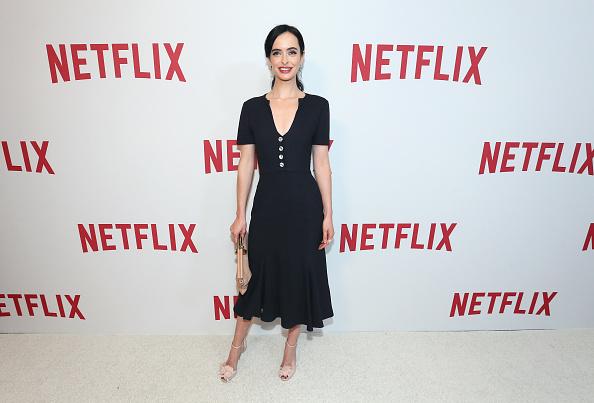ビバリーヒルズ「Netflix's Rebels And Rule Breakers Luncheon And Panel Celebrating The Women Of Netflix - Red Carpet」:写真・画像(3)[壁紙.com]