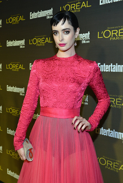 Red Nail Polish「The 2012 Entertainment Weekly Pre-Emmy Party Presented By L'Oreal Paris - Red Carpet」:写真・画像(12)[壁紙.com]