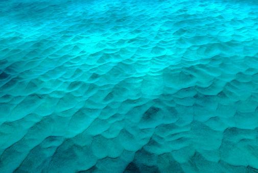 Ocean Floor「Underwater Sand Dunes」:スマホ壁紙(5)