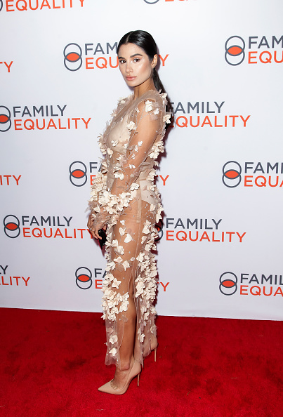 Beige Dress「Family Equality Los Angeles Impact Awards 2019」:写真・画像(12)[壁紙.com]