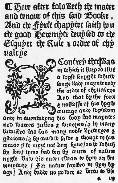 Circa 15th Century「William Caxton - the」:写真・画像(11)[壁紙.com]