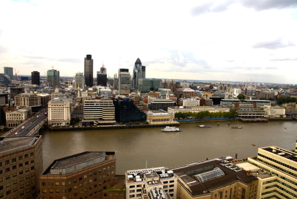 Urban Skyline「View From The Shard」:写真・画像(14)[壁紙.com]