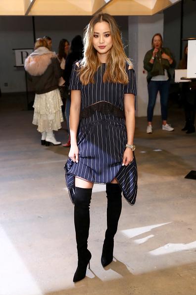 ニューヨークファッションウィーク「Self-Portrait Fall Winter 2018 -Front Row - New York Fashion Week」:写真・画像(9)[壁紙.com]