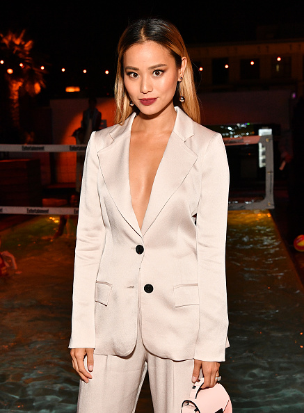 Satin Pants「Entertainment Weekly Hosts Its Annual Comic-Con Party At FLOAT At The Hard Rock Hotel In San Diego In Celebration Of Comic-Con 2017 - Arrivals」:写真・画像(14)[壁紙.com]