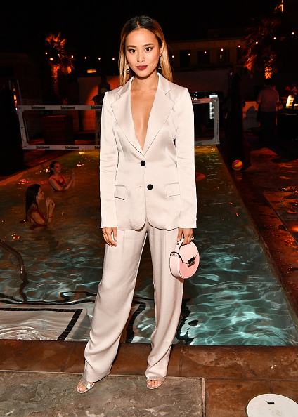 Satin Pants「Entertainment Weekly Hosts Its Annual Comic-Con Party At FLOAT At The Hard Rock Hotel In San Diego In Celebration Of Comic-Con 2017 - Arrivals」:写真・画像(15)[壁紙.com]