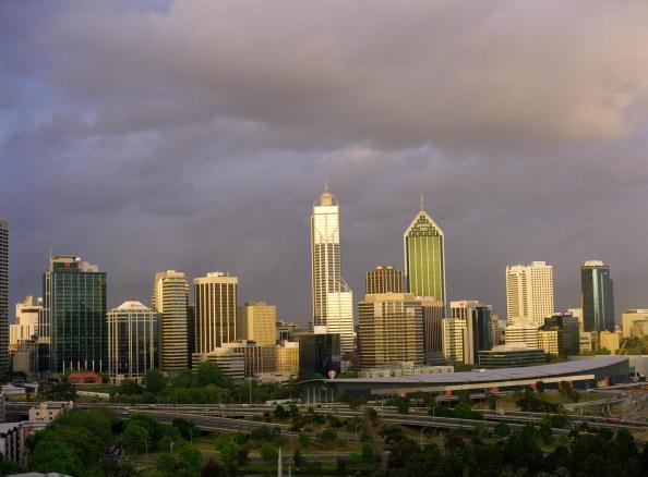Tom Stoddart Archive「Perth Skyline」:写真・画像(17)[壁紙.com]