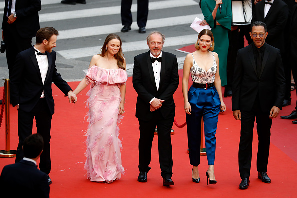 """72nd International Cannes Film Festival「""""Oh Mercy! (Roubaix, Une Lumiere)""""Red Carpet - The 72nd Annual Cannes Film Festival」:写真・画像(4)[壁紙.com]"""